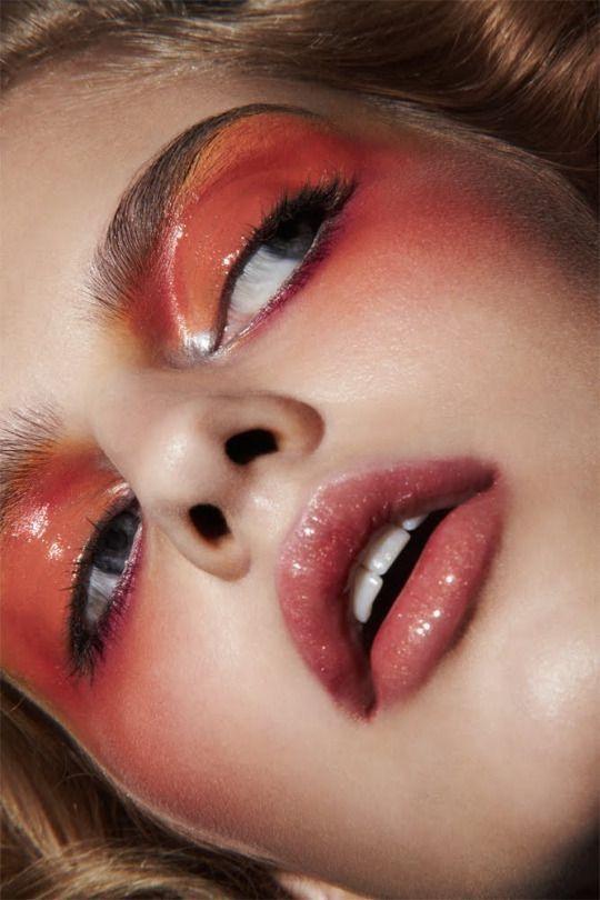 Maquiagem efeito glossy tendência verão 2020 por Alessandra Faria