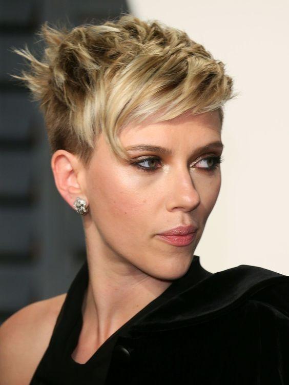Pixie haircut 2020 corte de cabelos curtos femininos por Alessandra Faria