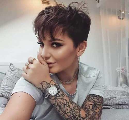 Pixie cut 2020 corte de cabelos curtos femininos por Alessandra Faria