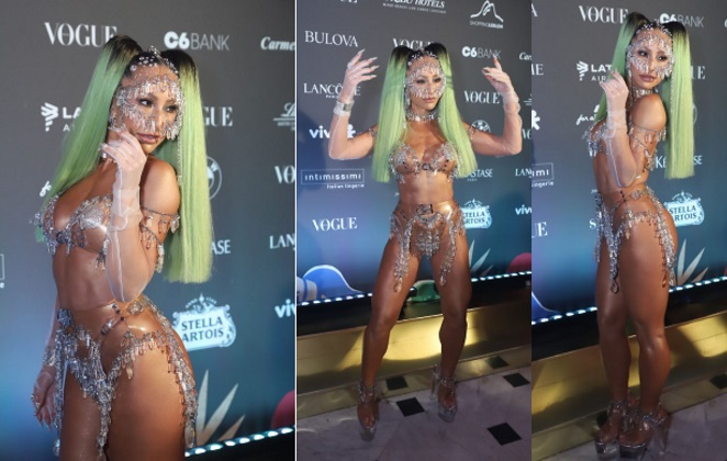 Baile da Vogue 2020 no Copacabana Palace por alessandra Faria