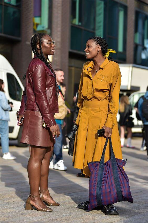 Amarelo fashion Dark Cheddar se consagra a cor do outono inverno 2020 por Alessandra Faria