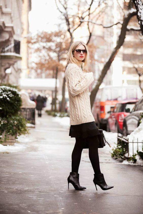 Como usar maxi tricô inverno 2020 por Alessandra Faria