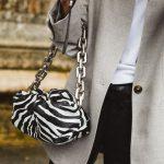 A zebra animal print é a nova onça!