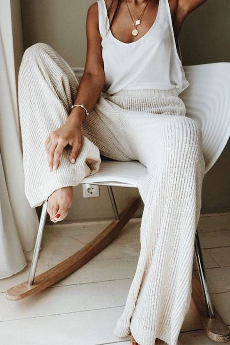6 looks de ficar em casa por Alessandra Faria