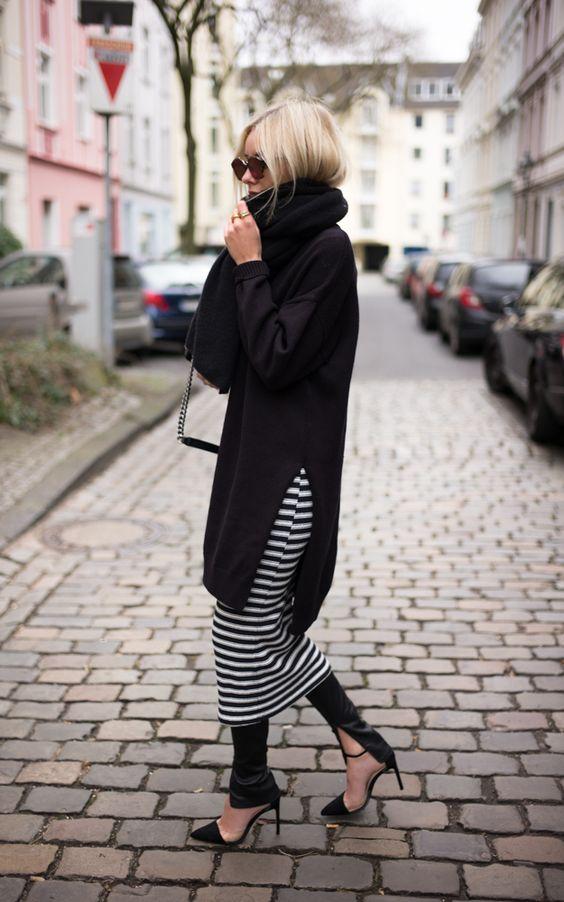 Sobreposições inverno 2020. Roupa de rua para ficar em casa por Alessandra Faria