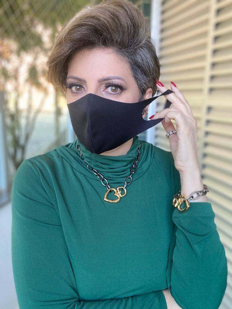 Como usar Máscara de proteção caseira do essencial ao fashion por Alessandra Faria