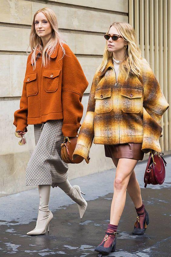 Oversized looks para o inverno 2020 por Alessandra Faria