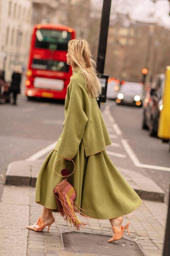 Oversizedshape looks para o inverno 2020 por Alessandra Faria