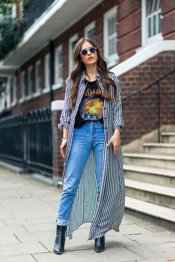 Como usar chemise  por Alessandra Faria