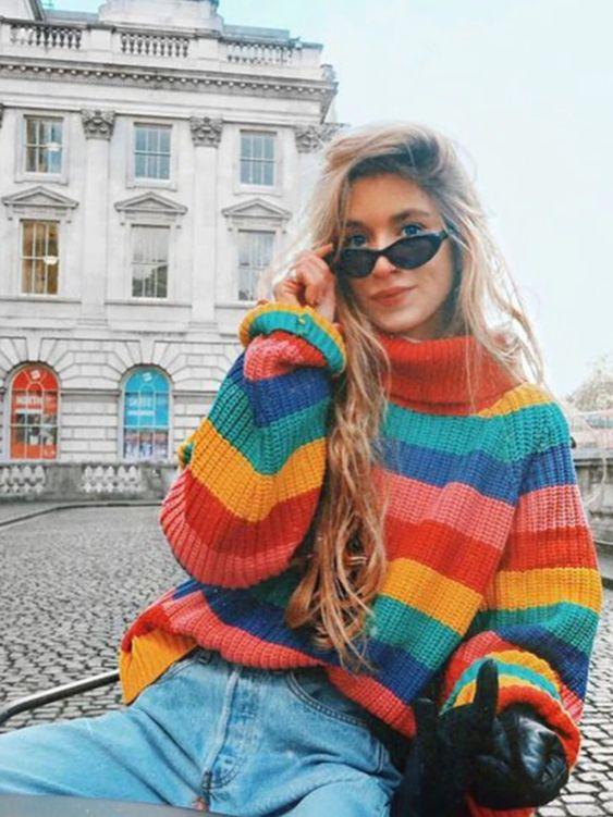5 formas de usar seu maxi tricô inverno 2020 por Alessandra Faria