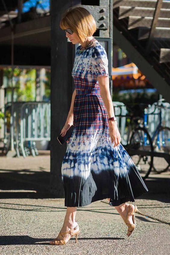 novo tie dye tendência 20/21 nas passarelas e street style por Alessandra Faria
