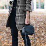 Como usar blazer alongado!