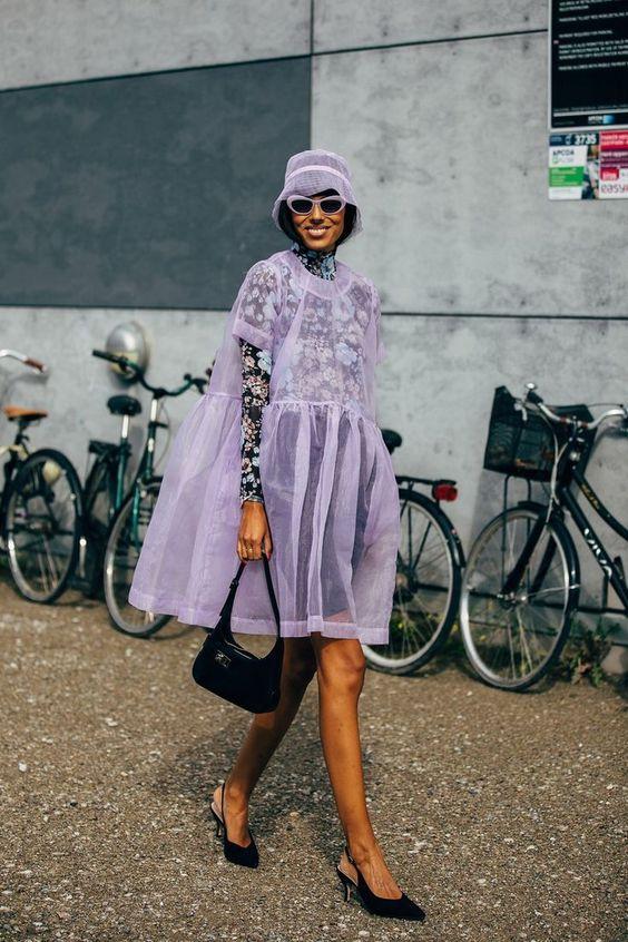lavanda tendência inverno, primavera verão 2020/21, por Alessandra Faria