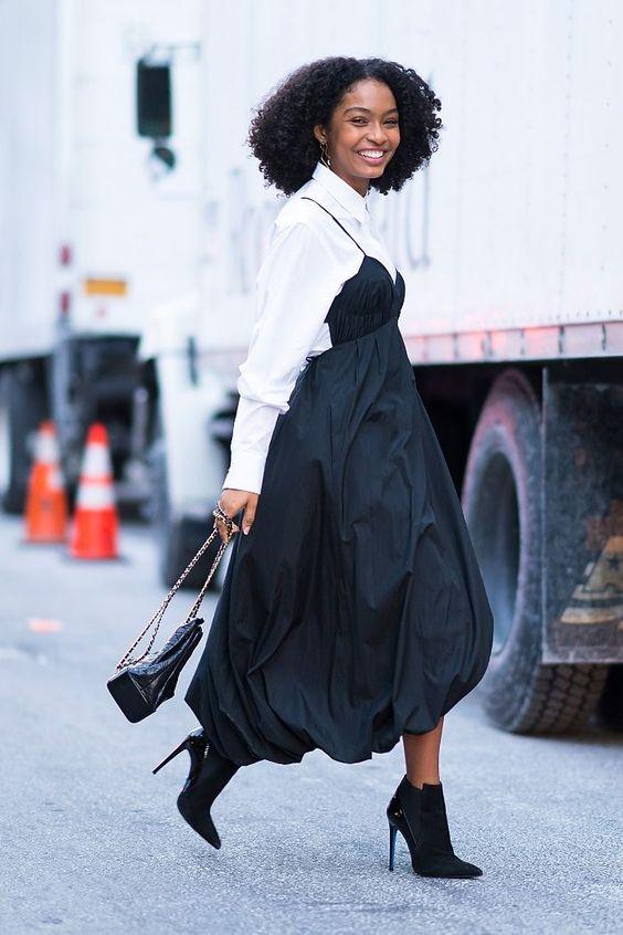 O estilo de Yara Shahidi por Alessandra Faria