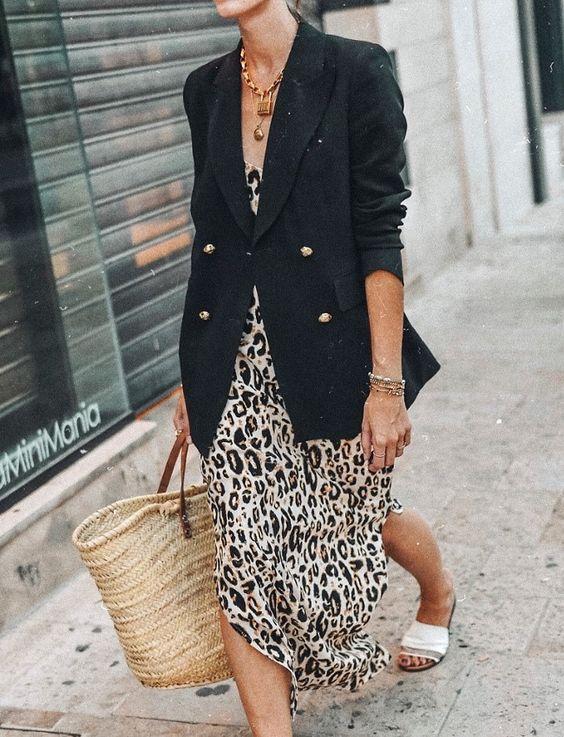 Vestido de oncinha para arrasar no verão por Alessandra Faria