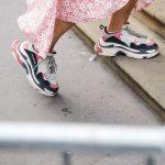 Como usar vestido longo com tênis!