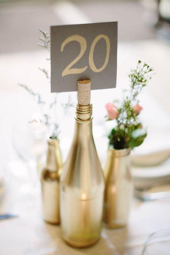 Decorações baratas e criativas para o ano novo 2021 por Alessandra Faria