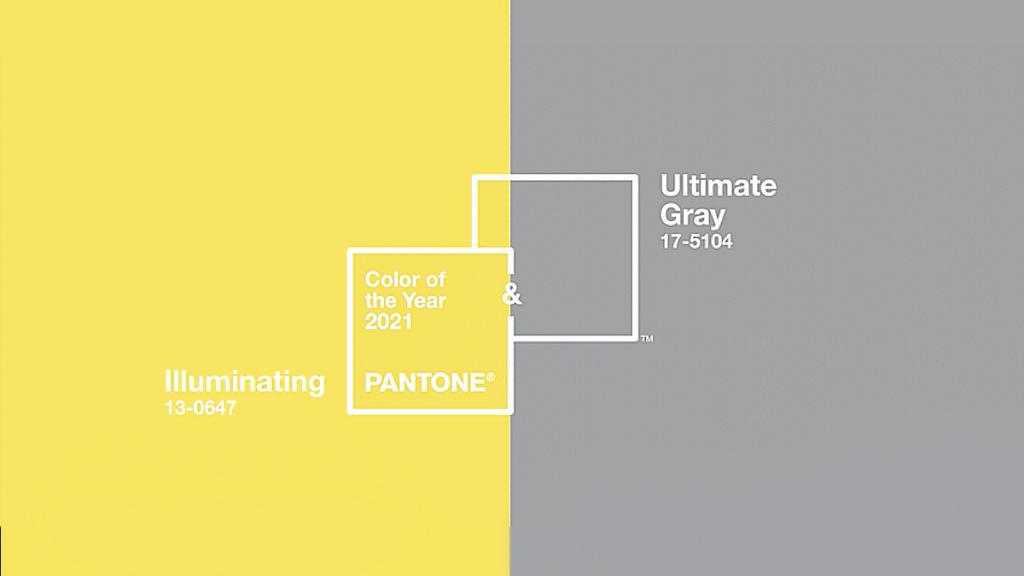Illuminating e Ultimate Gray Pantone Institute, cores do ano 2021 por Alessandra Faria