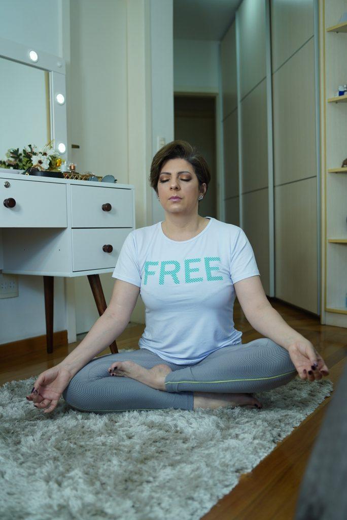 Cantinho zen para se inspirar por Alessandra Faria