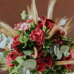 Flores presentes para mulher!