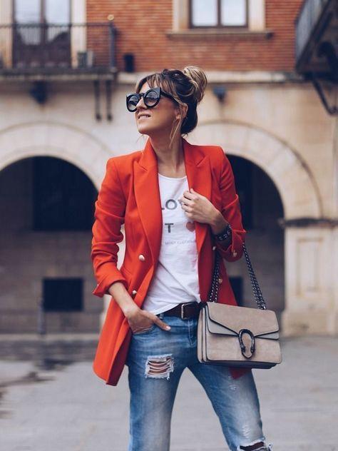 Como usar blazer no verão por Alessandra Faria