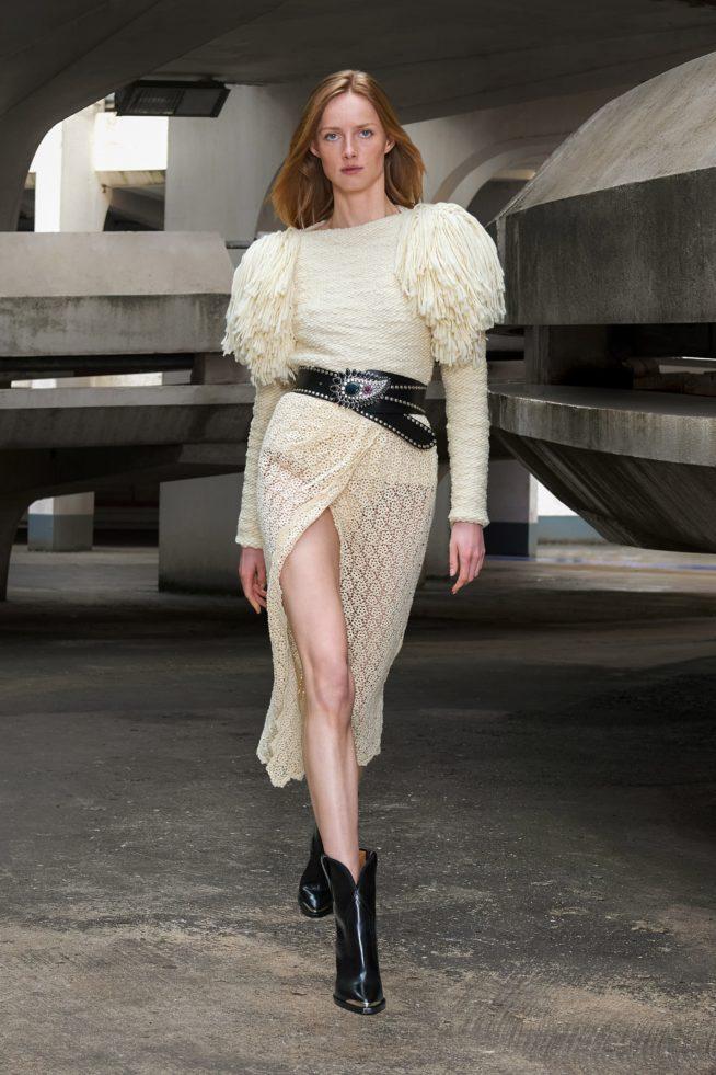 Maquiagem para olhos em destaque é tendência no Paris Fashion Week por Alessandra Faria