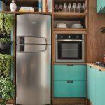 5 geladeiras lindas para sua casa!
