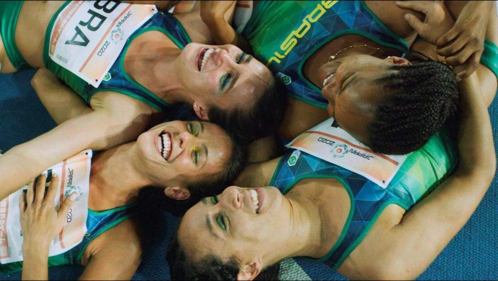 Olimpíadas 2021, dica de filme, por Alessandra Faria - 4x100 Em Busca de um Sonho