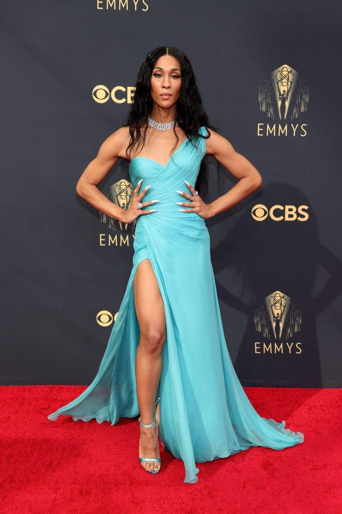 Red carpet Emmy 2021 por Alessandra Faria